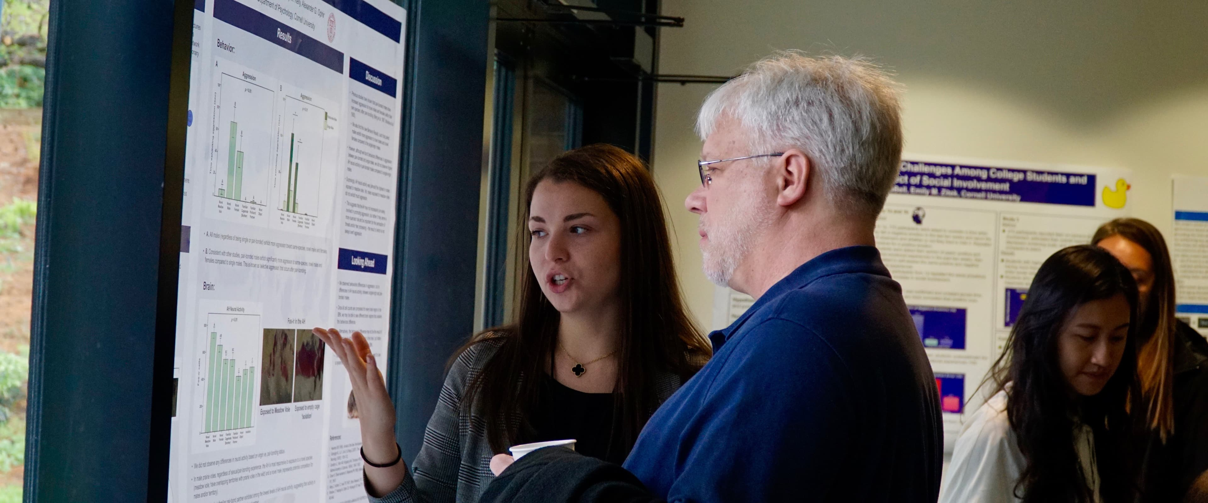 Cornell Holds Its First Undergraduate Psychology Conference